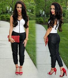 Carli bybel outfits!!! She is like so Gorgeous♥♥♥ love watching her makeup/clothes/hair videos.