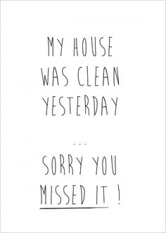 POSTER - My house ... 50x70 cm
