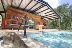 metal building houses texas | Innovative Metal Canopy Home in Texas by Wright Built « Design ...