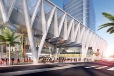 Mecanoo designs gorgeous green-roofed train station for Kaohsiung   Inhabitat - Green Design, Innovation, Architecture, Green Building