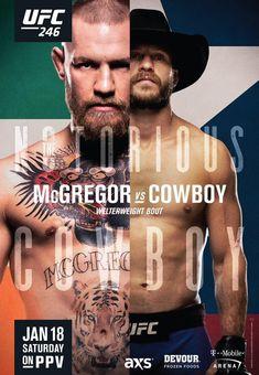 Montano VS Shevchenko 24x36 - Woodley VS Till UFC 228 Fight Poster