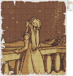 Zelda cross-stitch