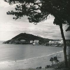 Playa de la Fosca   por Biblioteca Facultad de Empresa y Gestión Pública