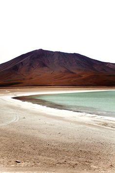 laguna verde -bolivia