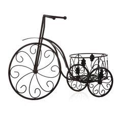 Garden Decor   Briscoes   Wire Metal Bicycle Planter