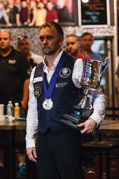 Thorsten Hohmann Wins World 14.1 Title for the 4th Time - http://thepoolscene.com/straight-pool-14-1-rotation/thorsten-hohmann-wins-world-14-1-title-for-the-4th-time - Darren Appleton, Thorsten Hohmann - Straight Pool 14.1 Rotation