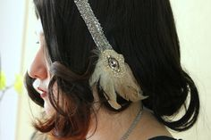 Beauty How to: 1920s Fashion Great Gatsby