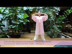 Un mouvement de Qi Gong pour laver la moelle épinière - YouTube