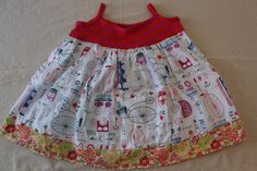 Toddler Summer Dress by MillieMooPies on Etsy, $30.00