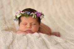 love the flower crown