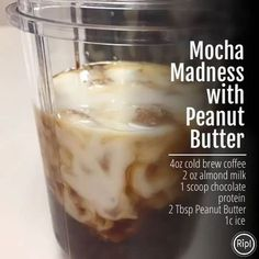 Keto Coffee Protein Shake, perfect for breakfast! Keto Coffee Protein Shake, perfect for breakfast! Protein Smoothies, Smoothie Proteine, Apple Smoothies, Smoothies Coffee, Power Smoothie, Coffee Protein Smoothie, Keto Breakfast Smoothie, Ketogenic Breakfast, Ketogenic Diet