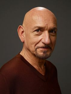 Sir Ben Kingsley as Basil Vasiliadis. I can see him in charge of a secret society, I think...
