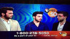 Il Volo on PBS - Los Angeles