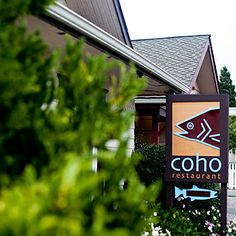 Coho Restaurant - only 9 tables, delicious food