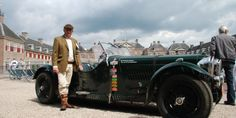 Alvis 4.3 Short Chassis (1938) - Athlon – Tour of the century