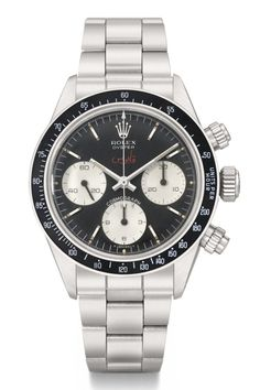 Rolex Daytona To Mark 50 Years With A Christie's Auction