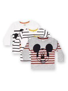 Disney Baby Boys Pack of 3 T-shirts: http://www.myntra.com/tshirts/disney/disney-baby-boys-pack-of-3-t-shirts/602608/buy?src=search&uq=&q=boys-shirts-tshirts&p=26