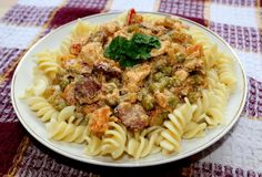 Magyaros csirkemell ragu recept Hungarian Recipes, Hungarian Food, Pasta Dishes, Goodies, Ethnic Recipes, Sweet Like Candy, Hungarian Cuisine, Gummi Candy, Sweets