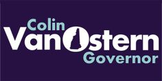 Colin Van Ostern for NH Gov. campaign logo