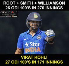 That's Virat Kohli For You! For more cricket fun click: http://ift.tt/2gY9BIZ - http://ift.tt/1ZZ3e4d