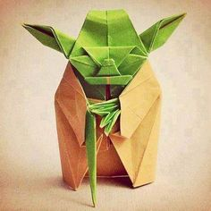Amazingly Cool! Some next level origami skills there