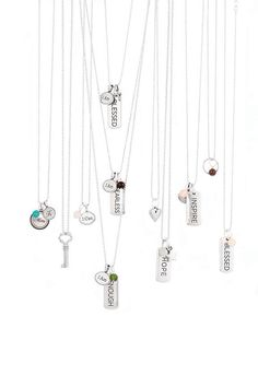 Origami Owl Tags! Something for everyone. I love these!!! To see more check out http://shannonslate.origamiowl.com