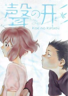 """""""Back then, if we could have heard each other's voices, everything would have been so much better.""""     A Japanese manga series that wi..."""