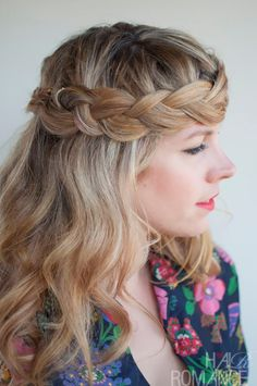 Freshen up your look for summer with a bold braided hairstyle.