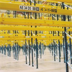 Model BL23 #Warehouse Information #Labels High #visibility individual weight loading labels suitable for both #racking and #shelving Available in #magnetic or self #adhesive and printed black on yellow or white background (Please specify colour when ordering or call for details) *Print may appear on two lines Minimum order value of £25.00 See more at: http://shop.hsil.co.uk/p-4192-warehouse-information-labels.aspx#sthash.ioBBVsLg.dpuf