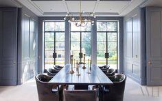 Studio William Hefner has a holistic vision. Architecture, interiors and landscape are consider...