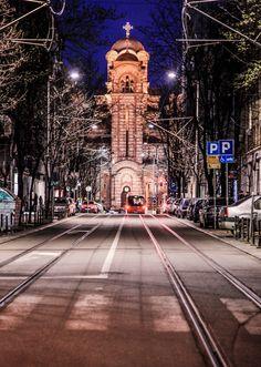 Belgrade, The capital of Serbia