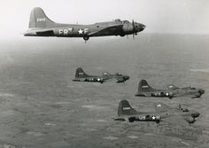 379th Bomb Group B-17's - Help Us Salute Our Veterans by supporting their businesses at www.VeteransDirectory.com, Post Jobs and Hire Veterans VIA www.HireAVeteran.com Repin and Link URLs