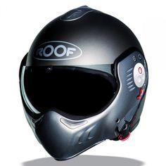 ROOF Boxer V8 Helmet - Matt Steel | The Cafe Racer