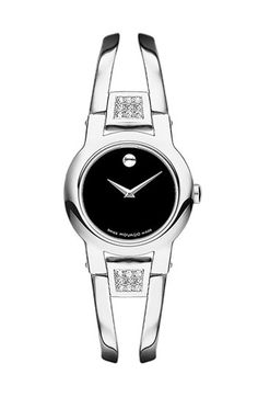 Movado 'Amorosa' Bracelet Watch available at #Nordstrom- favorite watch 10 years now lol