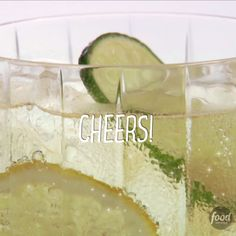 Giada's Moscow Mule Cocktail puts a twist on the traditional cocktail to give your guests a kick of flavor.
