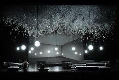 outer space set design theatre - Google Search