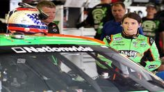 Danica Patrick Stays Behind The Wheel Even Off The Track