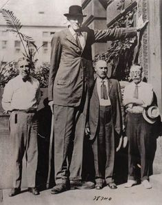 tallest people in the world | Miss Cellania • Monday, January 28, 2013 at 11:00 AM • 4