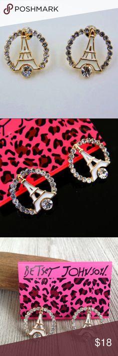 I just added this listing on Poshmark: Eiffel Tower Earrings. #shopmycloset #poshmark #fashion #shopping #style #forsale #Jewelry