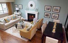 Nice 66 Stunning Small Living Room Decor Ideas on a Budget https://livinking.com/2017/06/11/66-stunning-small-living-room-decor-ideas-budget/