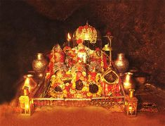 Jai Maa Vaishnavi   Jai Maa Saraswati, Maa Lakshmi, Maa Shakti