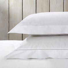 The White Company Santorini Euro Sham Bed Linen Sets, Linen Duvet, Linen Pillows, Bed Linens, Bedding Sets Online, Luxury Bedding Sets, Cheap Bed Sheets, Bed Linen Design, Linen Storage