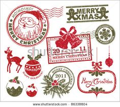 Google Image Result for http://image.shutterstock.com/display_pic_with_logo/290254/290254,1318262648,2/stock-vector-set-of-christmas-stamp-86338804.jpg