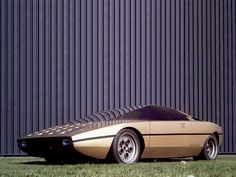 '74 Lamborghini Bravo P114 by Bertone
