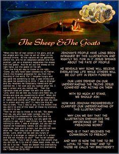 Ezekiel 34: 11-16, 20-24 - Google Search   Matthew 25 Sheep and ...