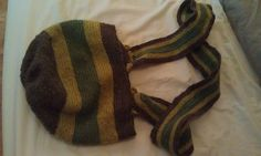 localmini's M&K needle bound shoulder bag