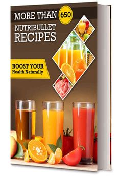 Nutribullet Recipes - Healthy food, healthy life