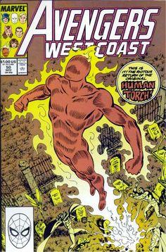 West Coast Avengers 50