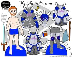 A Disney knight created by Melinda named Murphy.