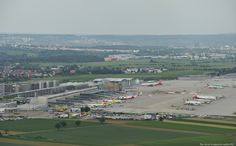 AEGEAN 468 first Rhodes-Stuttgart flight landed on May 23rd. Stuttgart Airport Flughafen Stuttgart IATA: STR – ICAO: EDDS